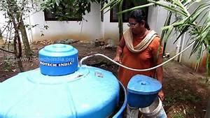 Biotech Domestic Biogas Plant