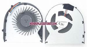 Lenovo Ideapad B570 B575 V570 Z570 Laptop Cpu Cooling Fan
