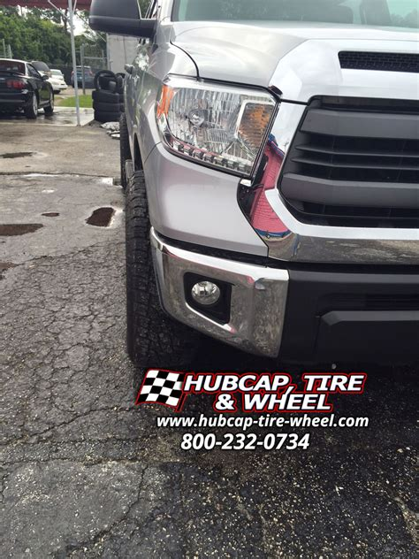 toyota tundra   fuel krank  wheels