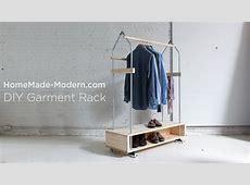 DIY Garment Rack EP31 YouTube
