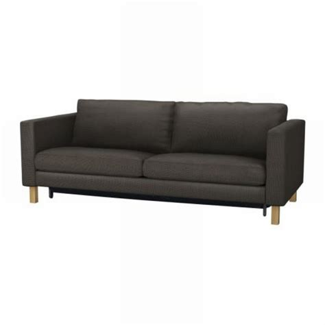 Karlstad Ottoman by Ikea Karlstad Sofa Bed Sofabed Slipcover Cover Korndal Brown