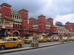 Panoramio - Photo of Howrah Railway Station - Kolkata