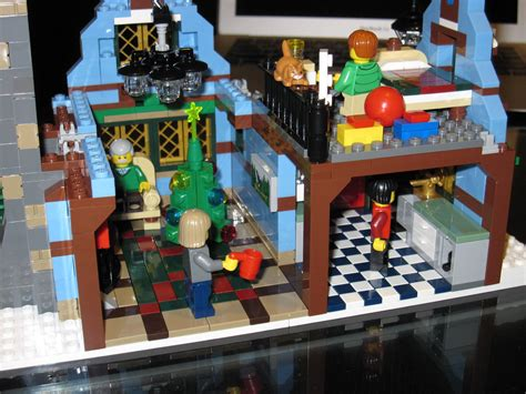 Winter Cottage Lego by Lego Winter 10229 Cottage The Winter Cottage