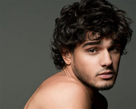 Curly Hairstyles For Men Thick Hair