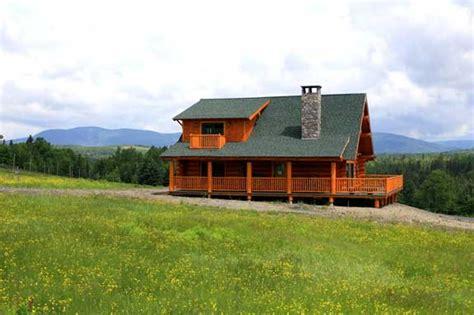 Maine Log Homes Kits And Dealers Etravelmaine