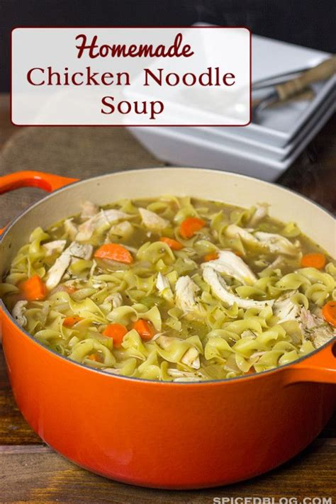 homade chicken noodle soup homemade chicken noodle soup recipe