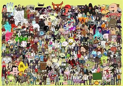 Characters Regular Wiki Fandom Regularshow