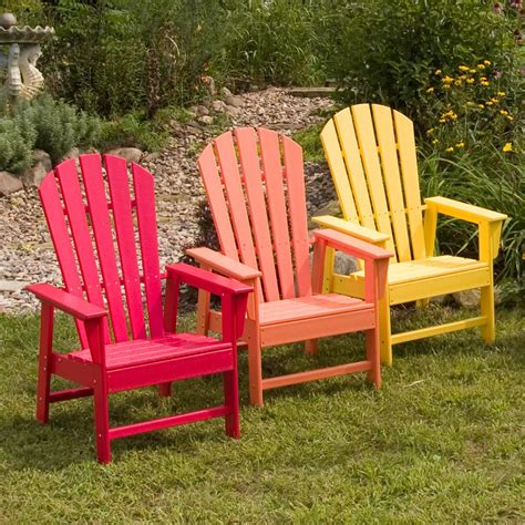 home design decorating ideas polywood adirondack rocking chair cookwithalocal home