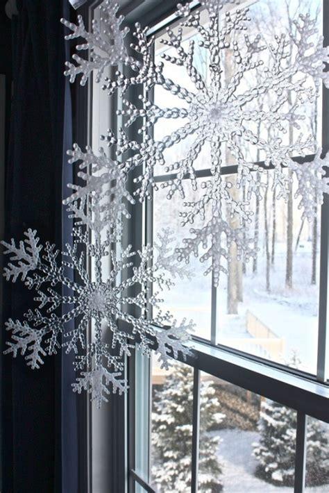 indoor christmas window decorations ideas decoration love