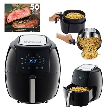 fryer air gowise usa xl qt programmable