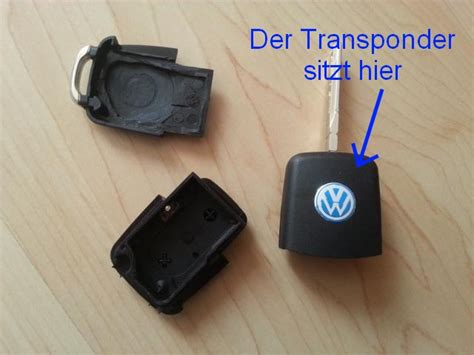 vw golf  schluessel