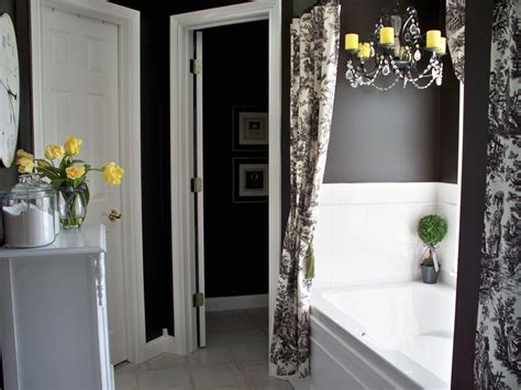 black white bathrooms ideas matt muenster s 8 bathroom remodeling ideas diy