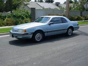 Buy Used 1987 Ford Thunderbird Low Original Miles 5 0 V8