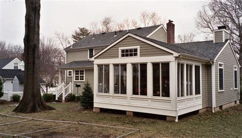 three season porch 3 season porch family room and new kitchen traditional