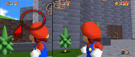 Super Mario 64 Is There A Secret Star In The Castle