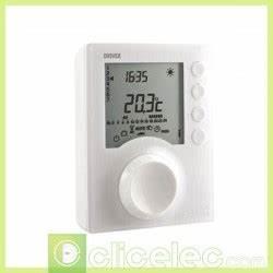 Delta Dore Tybox 117 : thermostat d 39 ambiance gestionnaire d 39 nergie et ~ Melissatoandfro.com Idées de Décoration