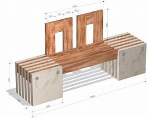 Betonplatten Selber Machen : gartenbank aus beton gartenliege bild 14 ~ Michelbontemps.com Haus und Dekorationen