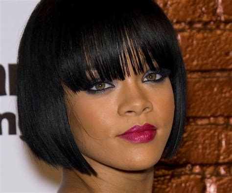 Layered Bob Hairstyle Awesome Black Short Hairstyles