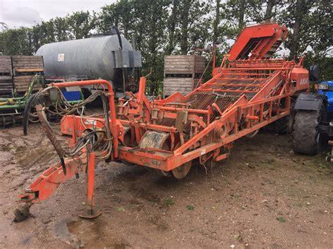 amac usa used amac e2 potato harvesters and diggers for sale