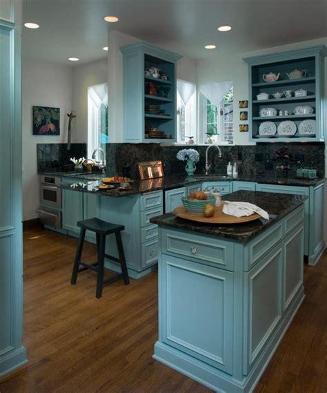 ideas  turquoise cabinets  pinterest