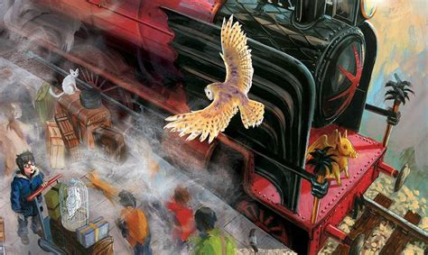 39 harry potter 39 illustrated books images and release date