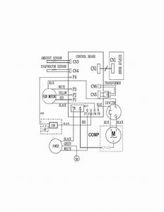 Frigidaire Fra226st20 Window Air Conditioner Parts
