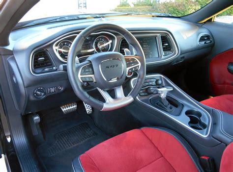 Test Drive: 2015 Dodge Challenger R/T Scat Pack vs. SRT