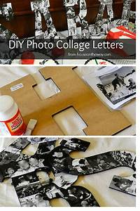 25 best letter collage ideas on pinterest collages for With letter photo collage maker