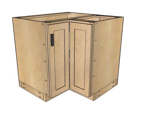 how to build a corner kitchen cabinet white 36 quot corner base easy reach kitchen cabinet