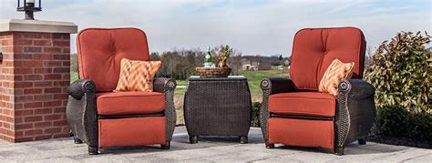 outdoor recliner la z boy outdoor patio furniture wicker