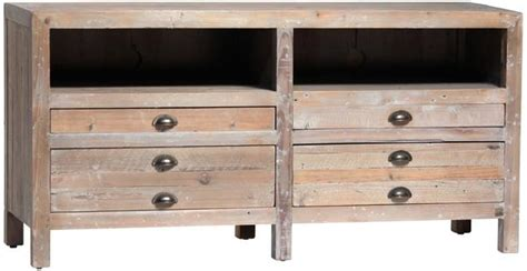 kitchen cabinets with drawers gustave media credenza vod1041 mortise tenon 6468