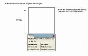 Create The Atomic Orbital Diagram For Nitrogen