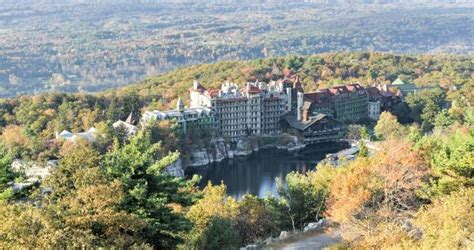 Things to Do in New York: Mohonk Preserve in New Paltz