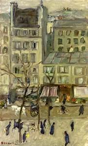 Boulevard Des Batignolles C1901 Pierre Bonnard