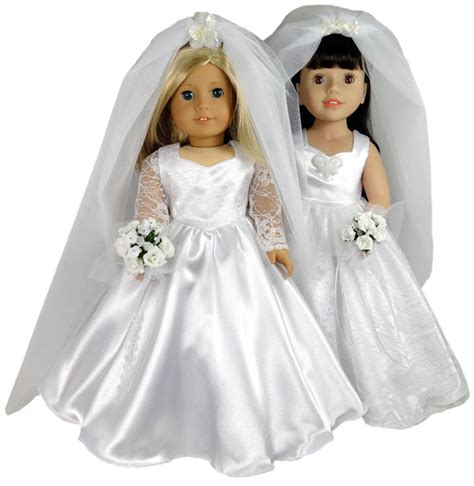 doll wedding dresses wedding dress rosies doll clothes patterns