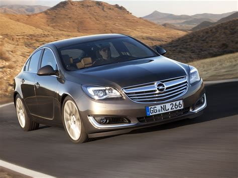 Opel Insignia 2014 Exotic Car Wallpapers #20 Of 86