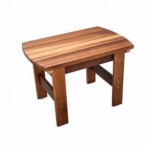 Handcrafted Adirondack Cedar Table & Adirondack Cedar