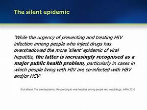 Module 3: HCV p... Hepatitis C Quotes