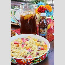 Summer Entertaining Ideas With Gold Peak Tea And Barilla