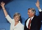 Geraldine Ferraro: First woman to run for US vice ...