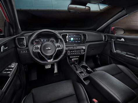 kia sportage 2017 interior auto show de frankfurt 2015 kia sportage 2017 primeras