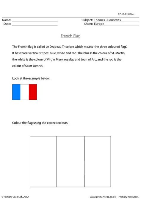 french flag colour  french flag correctly age