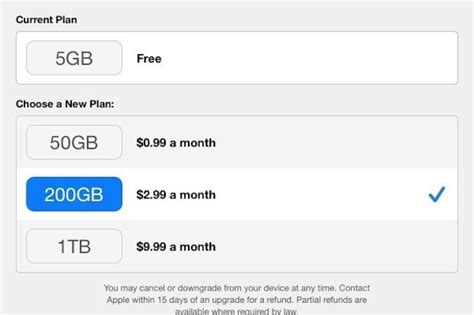 Apple drops iCloud prices, matches rival storage services
