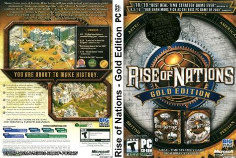 freecovers net rise of nations gold edition