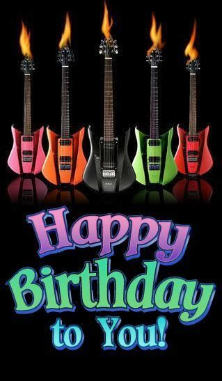 happy birthday   image  guitars pictures   images  facebook tumblr