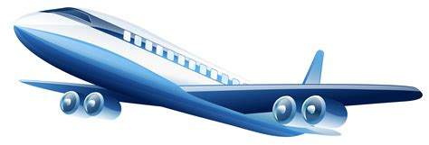 blue airplane png clipart best web clipart