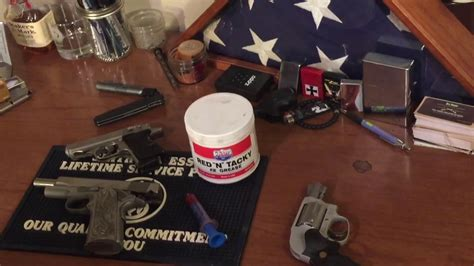 Bang For Your Buck Best Lube For Your Firearms Lucas Red N