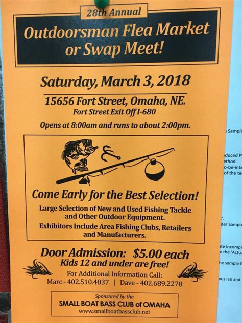 Small Boat Bass Club Omaha by Small Boat Bass Club Posts