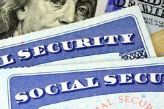social security card royalty  stock image image