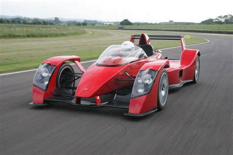 Caparo T1 @ Top Speed